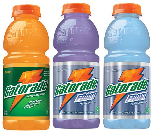 """Gatorade, The beverage was first developed in 1965 by researchers at the University of Florida, to replenish the combination of water, carbohydrates, and electrolytes that the school's student-athletes lost (in sweat) during rigorous athletic competitions. Its name was derived from the collective nickname of the university's athletic teams, """"the Gators""""."""