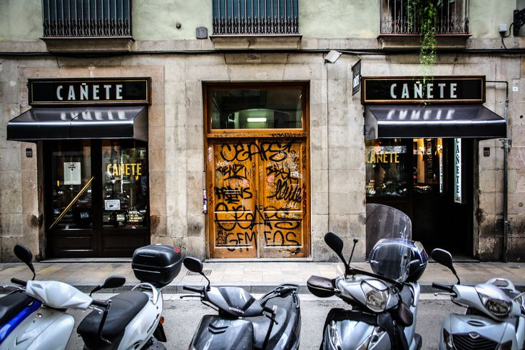 Restaurant Of The Week: Bar Cañete In The Raval