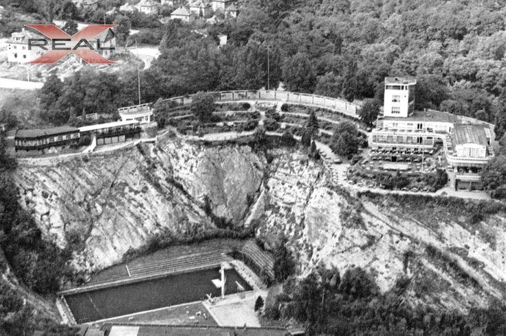 Terasy v roce 1966