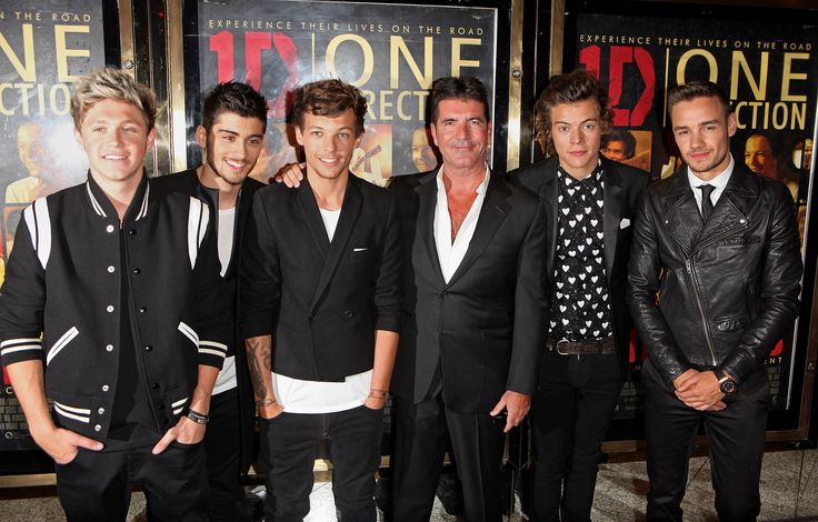 This Video of Simon Cowell's Son Drumming Along to One Direction Will Melt Your Heart