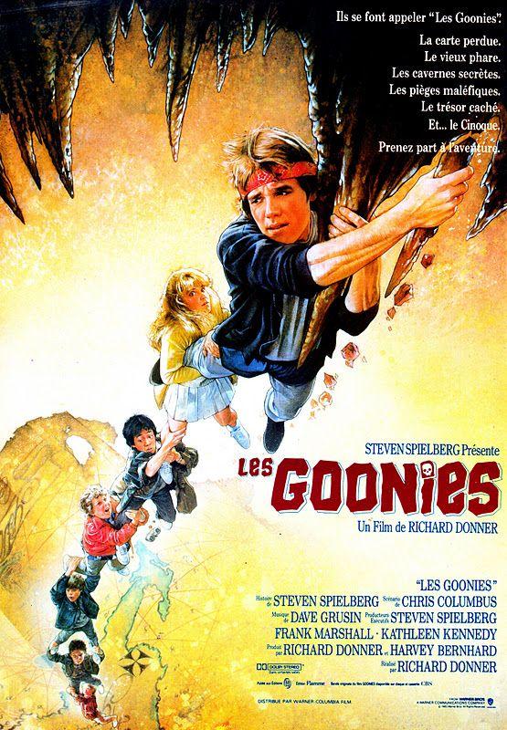 Les Goonies - Seriebox