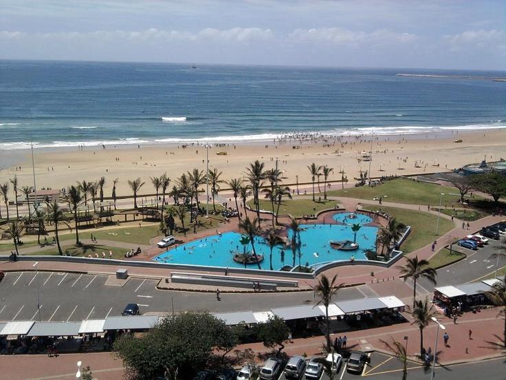 Paddling Pools at South Beach
