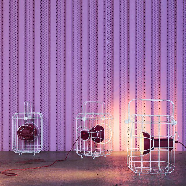 Une lampe baladeuse design, éclairage LED multifonction, design Matali Crasset, IKEA PS 2017