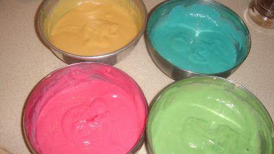 Daddy Cool!: Οδηγός χρωμάτων για γλύκα!
