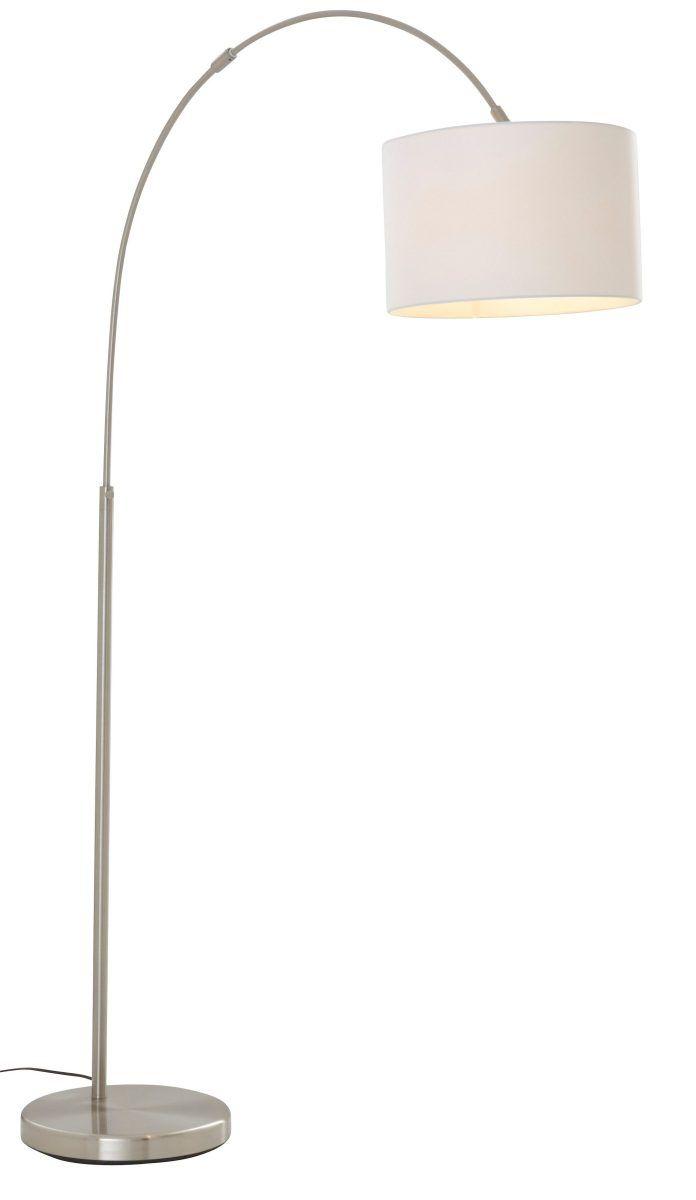 TRIO LEUCHTEN Bogenleuchte weiß, Energieeffizienzklasse: A++ Jetzt bestellen unter: https://moebel.ladendirekt.de/lampen/stehlampen/standleuchten/?uid=4a424750-ab96-5bc0-b1a7-42c315835e3b&utm_source=pinterest&utm_medium=pin&utm_campaign=boards #stehlampen #leuchten #lampen #bogenleuchte Bild Quelle: yourhome.de