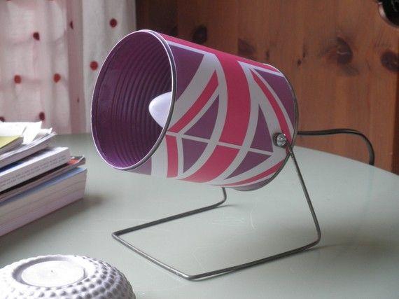 Deco Diy Lampe Chemise Originale : Id� es sur le thème abajur de tomada