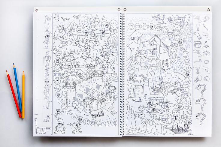 """Mein Lern-Spiel-Bastel-Malbuch, """"Abenteuer Schatzsuche"""", ein Brettspiel mit Figuren zum selber Basteln"""