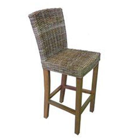 RATTAN BAR CHAIR - Premium Chairs