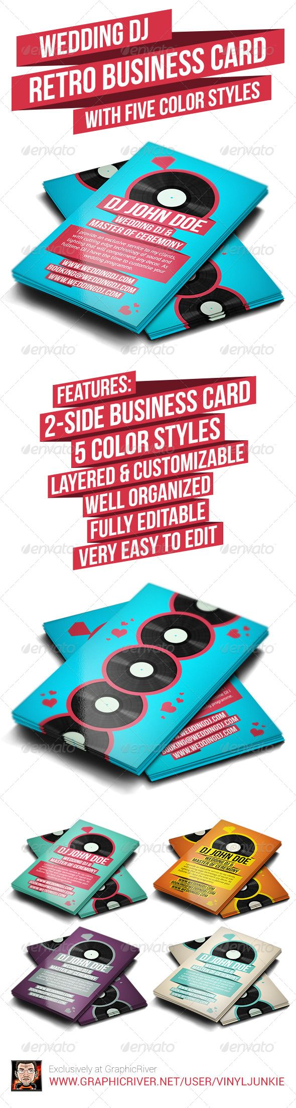 34 Best Dj Business Cards Images On Pinterest Dj Business Cards
