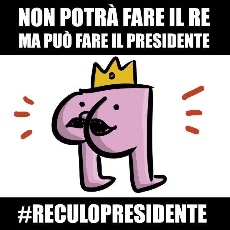 #reculopresidente