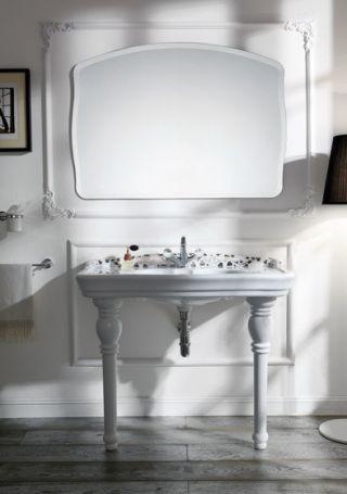 specchio da bagno Impero