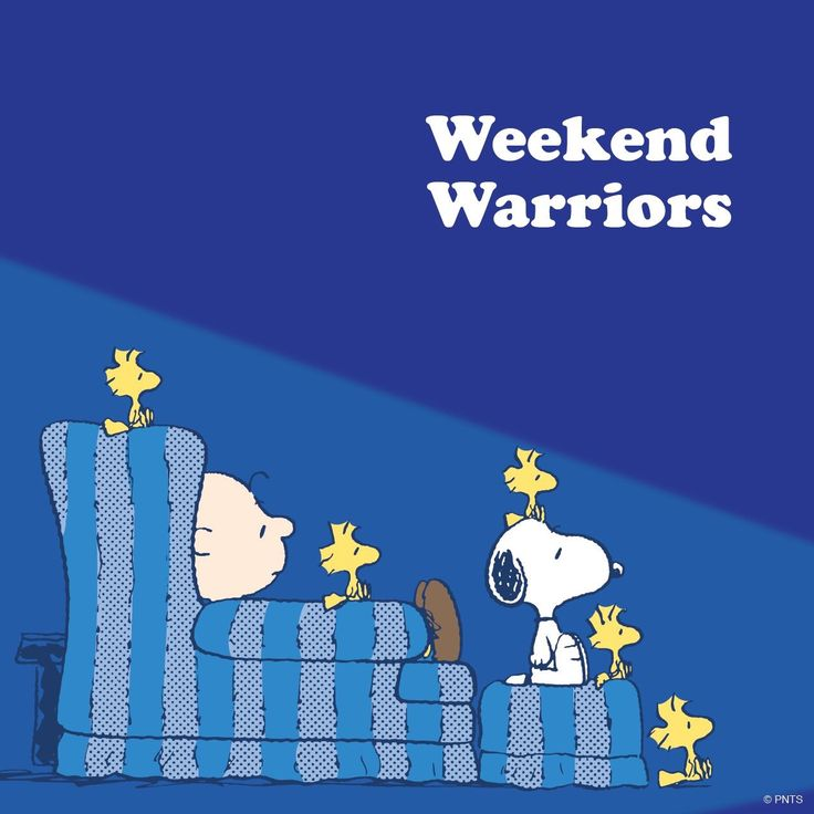 Weekend Warriors                                                                                                                                                                                 More