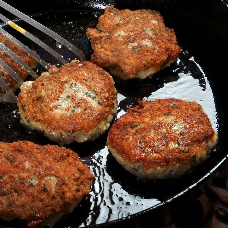 Just 10 minutes and a bowl is all you need to make your own homemade sausage patties, spiced just how you like them.