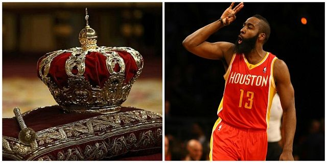 James Harden: The Throne May Have A New King :http://truluvsports.com/james-harden-the-throne-may-have-a-new-king/