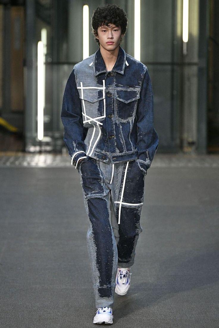 Modetrends Männer 2021 - Modeschau für nächsten Frühling ...