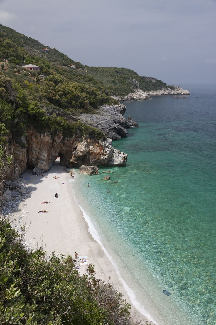 Mylopotamos Beach, South Pelion, Thessaly n Continental Greece_ Greece