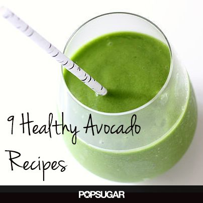 9 healthy avocado recipes to enjoy all day long! Smoothies, desserts, pastas, salads, and more.