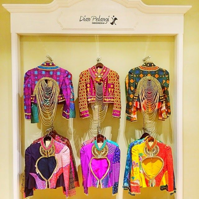 Contoh Busana Muslim Blazer Atasan Wanita Fashion