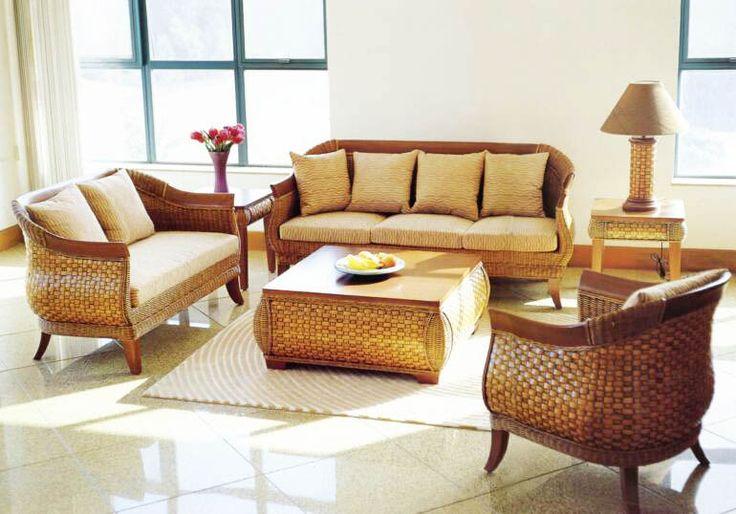 Clean Rattan Garden Furniture Sale
