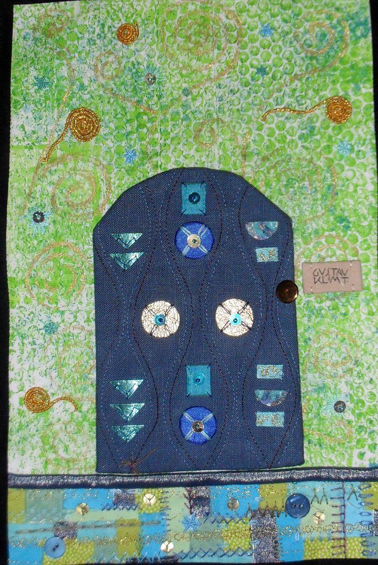 Klimt's Doorway