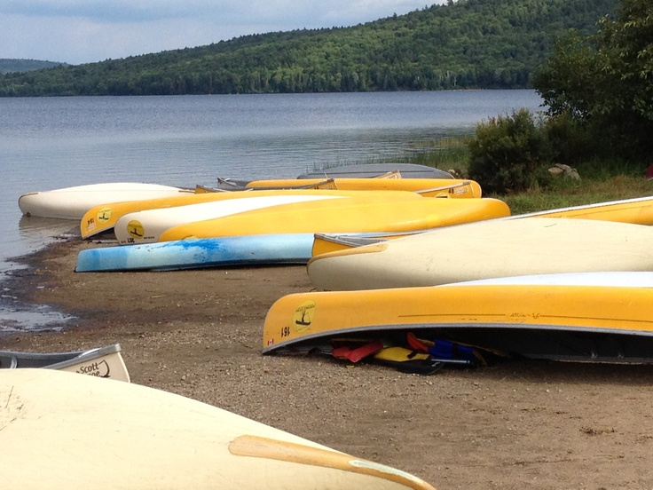 Lake of Two Rivers - Algonquin 2012