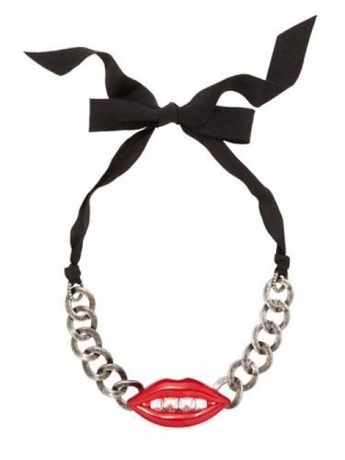 Bite MeLanvin Crystals, Lips Necklaces, Lanvin Necklaces, Jewelry Inspiration, Harpers Bazaar, Lavin Necklaces, Lanvin Lips, Reading My Lips Lanvin, Accessories
