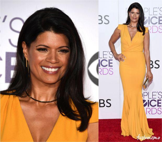 People's Choice Awards 2017: Andrea Navedo - Fashionismo