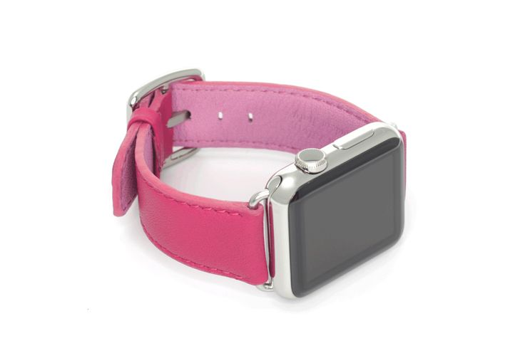 $ 74.00 Scarlets Velvet - The velvet nappa leather strap for Apple Watch,is designed by Meridio in a truly unique colour the independent woman. Only 38 mm