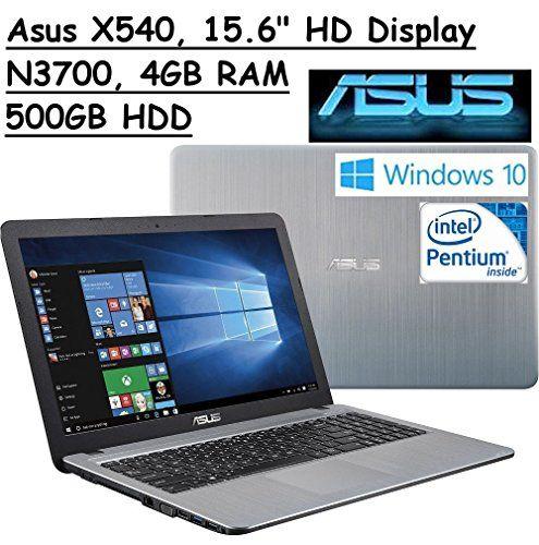 2017 Newest ASUS 15.6″ High Performance Premium HD Laptop (Intel Quad Core Pentium N3700 Processor up to 2.4 GHz, 4GB RAM, 500GB HDD, SuperMulti DVD, Wifi, HDMI, VGA, Webcam, Windows 10-silver)  http://stylexotic.com/2017-newest-asus-15-6-high-performance-premium-hd-laptop-intel-quad-core-pentium-n3700-processor-up-to-2-4-ghz-4gb-ram-500gb-hdd-supermulti-dvd-wifi-hdmi-vga-webcam-windows-10-silver/