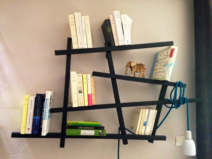 17 best ideas about etagere design on pinterest tag re design niches mura - Etageres murales pas cheres ...