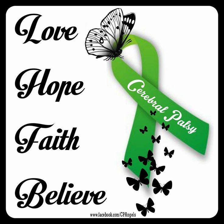Cerebral Palsy Awareness                                                                                                                                                     More