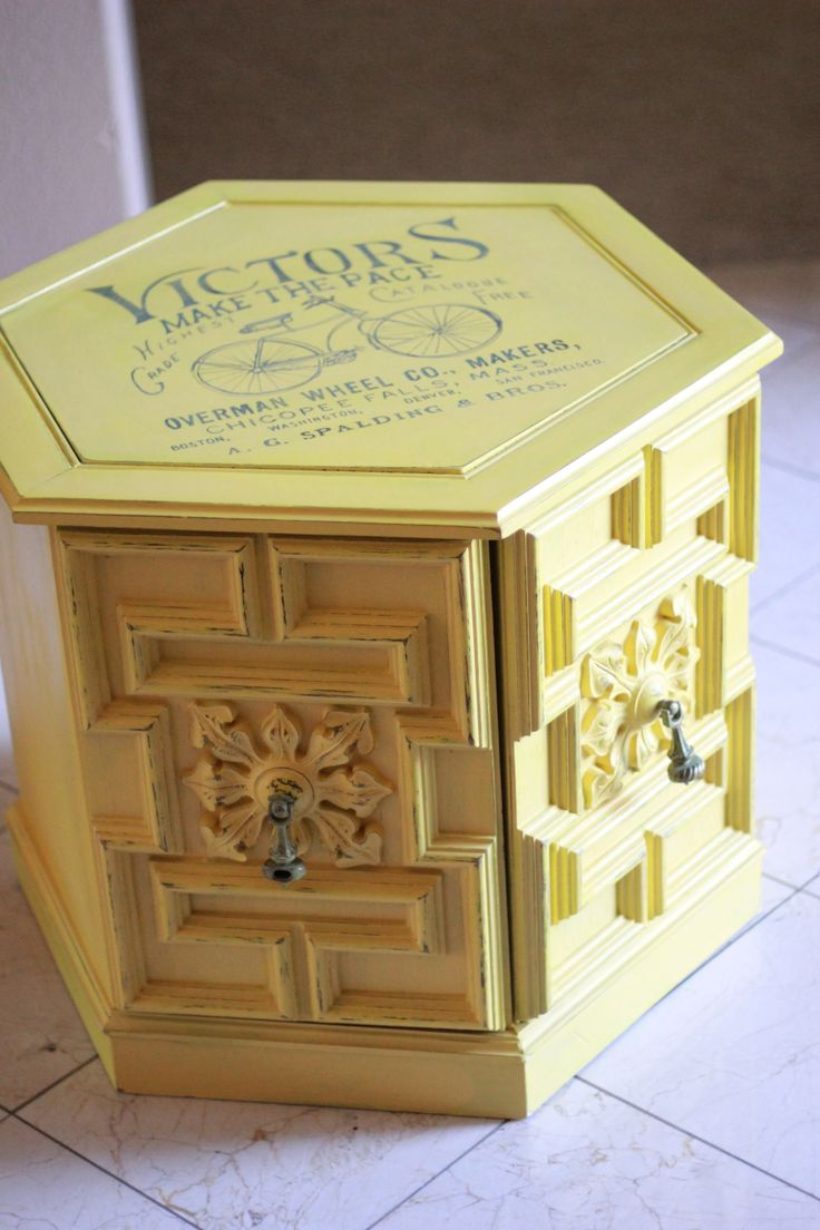 I 39 Ve Never Been Satisfied With The Yellows Offered In Boutique Brands Of Chalk Paint I Love