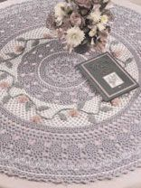 Mothers Day Table Topper Mother's Mothers Mother's Day Crochet Ideas
