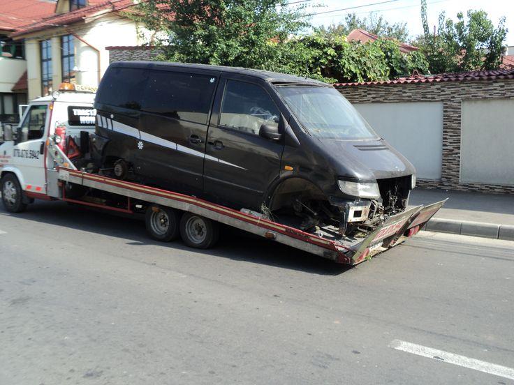 Transport Vito fara roti!