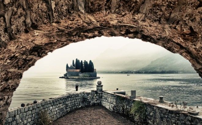 Perast, Montenegro   1,000,000 Places