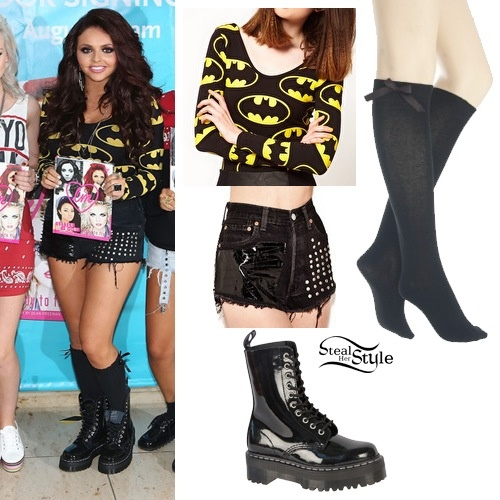 Get the look: Jessie from Little Mix
