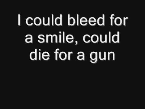 Seether- Walk away from the sun Lyrics. I could bleed for a smile, I could cry for some fun. This smile is so hard to wear. Fading with every day.