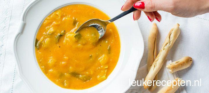aardappel wortelsoep