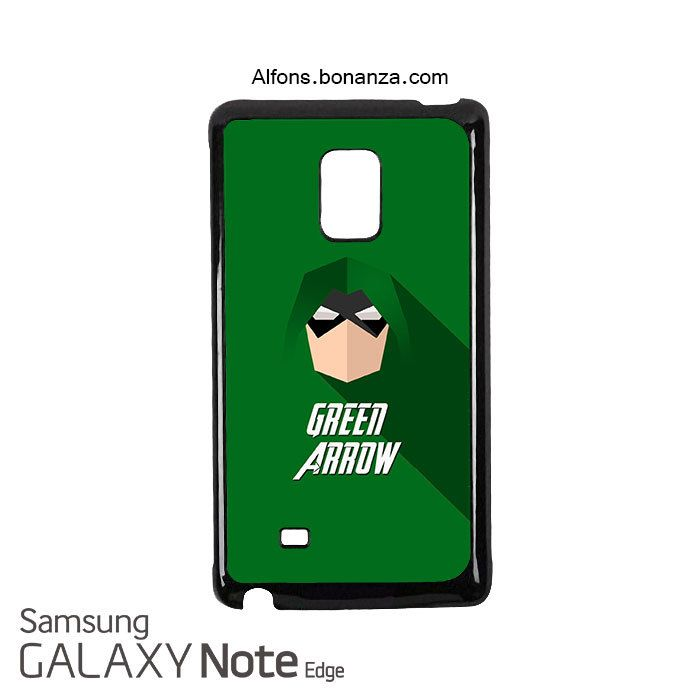 Green Arrow Superhero Samsung Galaxy Note EDGE Case