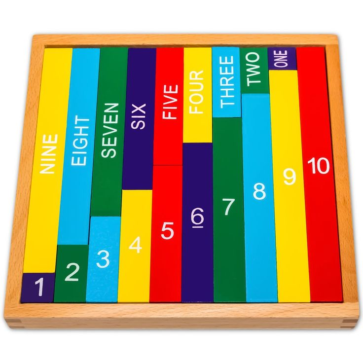 Montessori Mathematik Spielzeug