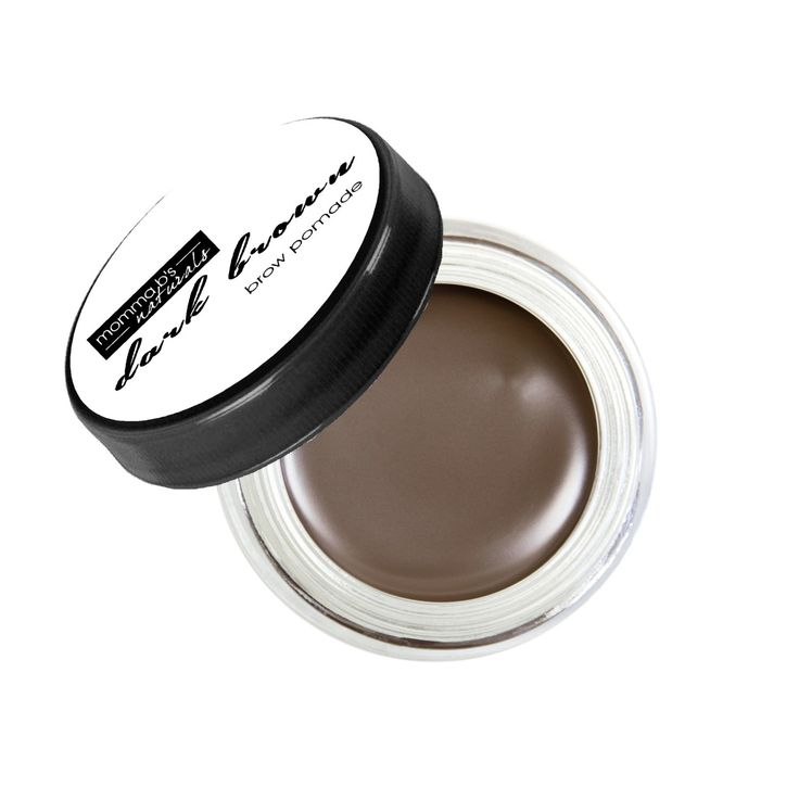 Natural Eyebrow Filler Fixative Pomade Gel Tint by MommaBNaturals on Etsy