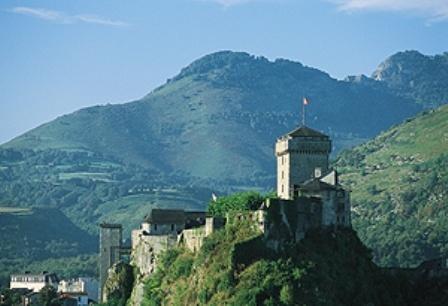 Chateau Fort de Lourdes, Midi-Pyrenees, France