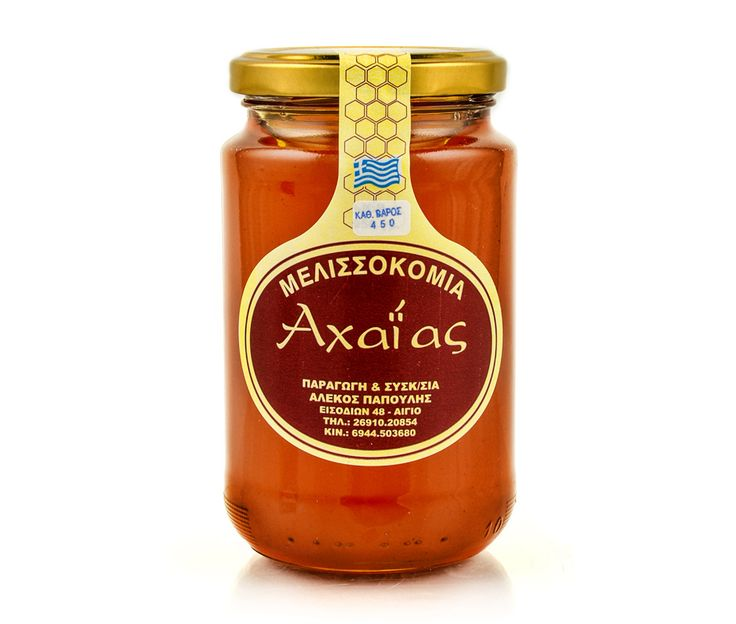 Thyme honey from flowers from the thyme fields of Galaxidi. From the most nutritious varieties, rich in minerals, trace elements, enhances the natural forces of man. Very good for respiratory problems, allergies and digestive disorders.
