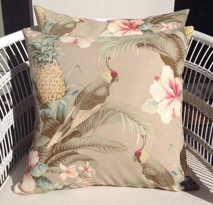 A personal favourite from my Etsy shop https://www.etsy.com/au/listing/583080591/tommy-bahama-beach-bounty-outdoor-fabric