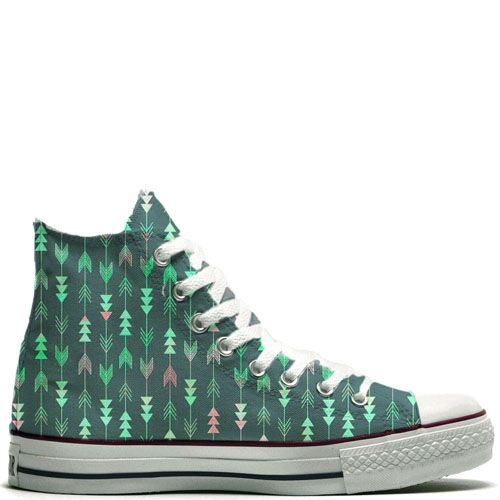 All Stars Converse Aztec Arrows