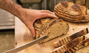 Groupon - $ 6 for $10 Worth of Wood-Fired Breads and Pastries at Field & Fire in Grand Rapids. Groupon deal price: $6