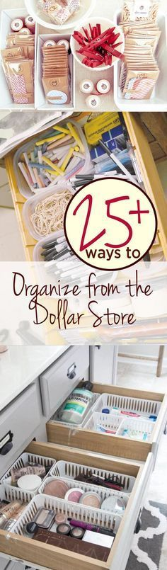 Organization, Home Organization, Home Organization Hacks, Organized Home, DIY Home, Popular Pin, Home Decor, Dollar Store Organization, scrapbooking supplies