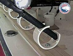 Drifter's PVC Rod Holders                                                                                                                                                                                 More