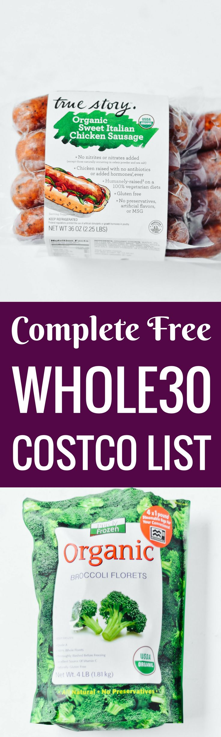 Whole30 shopping list just for you. Complete with how to read the labels guide and checkboxes for all your whole30 needs! Shop with ease! Eat like a whole30 king! Free shopping list & shopping guide printout! Whole30 shopping list. Whole30 Costco shopping