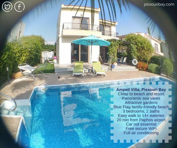 Stylish modern rental villa with private pool in Pissouri Bay, Cyprus #cyprusholiday #villaholiday #pissouri #cyprus #villarental https://plus.google.com/+PissouribayCyp/posts/W5aDuTgDfDB